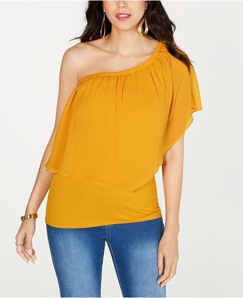 Thalia Sodi Triple Threat Off-The-Shoulder Top, Created for Macy's