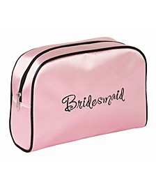 Bridesmaid Travel Makeup Bag
