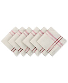 French Stripe Napkin, Set of 6