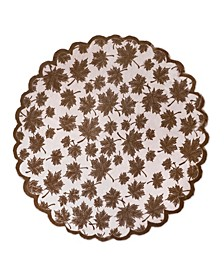 """Lace Leaf Table Runner 40"""""""