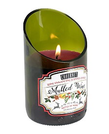 DecoFlair Holiday Wine - Mulled Wine Candle