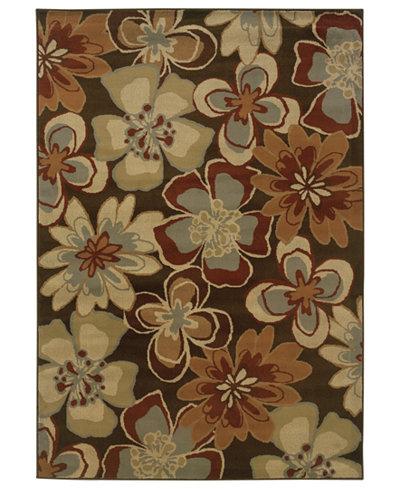 CLOSEOUT! Oriental Weavers Area Rug, Pember 5991N Saffron 8' x 10'