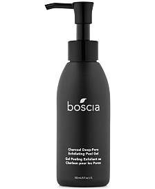 boscia Charcoal Deep-Pore Exfoliating Peel Gel, 5-oz.