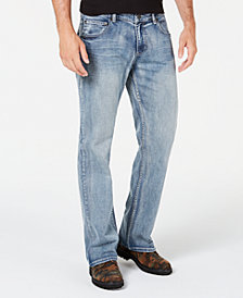 INC Men's Gerald Relaxed-Fit Jeans, Created for Macy's