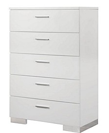 Felicity 5-Drawer Chest