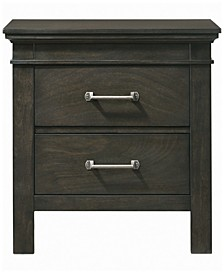 Newberry 2-Drawer Nightstand