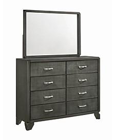 Noma 8-Drawer Dresser