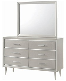 Ramon 6-Drawer Dresser
