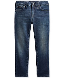 Polo Ralph Lauren Toddler Boys Eldridge Skinny-Fit Jeans