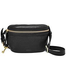Brenna Leather Belt Bag