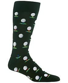 Hot Sox Men's Golf Socks
