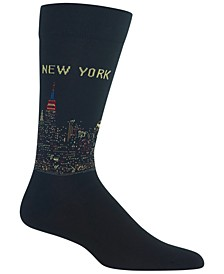 Men's New York Socks