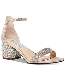 Betsey Johnson Women's Mari Sandals