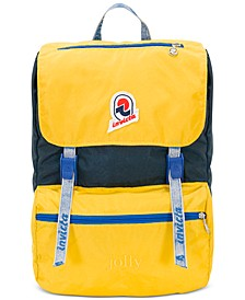 Men's Jolly Vintage Colorblocked Backpack