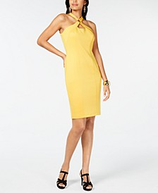 Halter Ring Dress, Created for Macy's