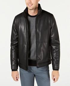 bab7a5b8 Calvin Klein Mens Jackets & Coats - Macy's