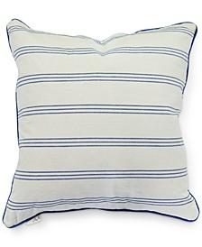 """Edison Blue 18"""" x 18"""" Decorative Pillow"""