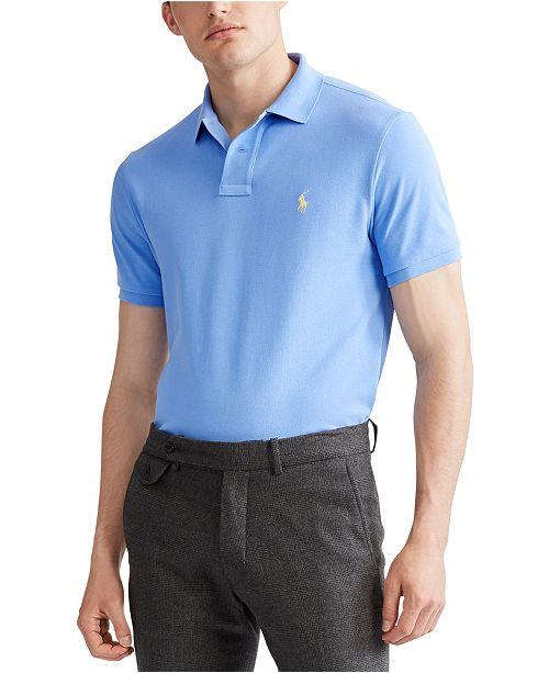 Polo Ralph Lauren Men's Classic Fit Mesh Polo