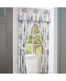 "Frances 84"" Window Panel Pair"