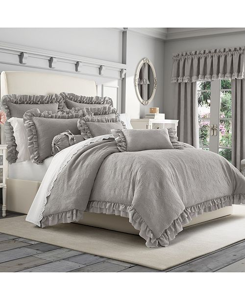 Piper & Wright Emily Alloy Bedding Collection