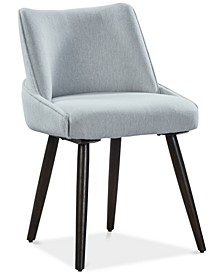Hotel Collection Derwick Side Chair, Created for Macy's