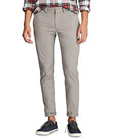 Polo Ralph Lauren Men's Slim Fit Cotton Stretch Twill Pants