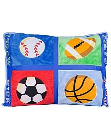 Wildkin's Game on Pillow Sham
