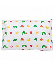 The Very Hungry Caterpillar Hypoallergenic Toddler Pillowcase