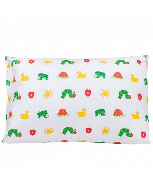 Wildkin The Very Hungry Caterpillar Hypoallergenic Toddler Pillowcase