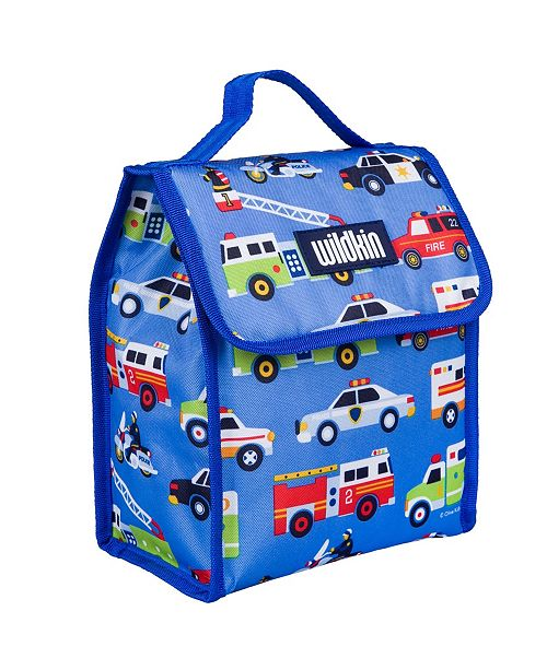 Wildkin Heroes Lunch Bag