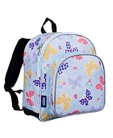 "Butterfly Garden 12"" Backpack"