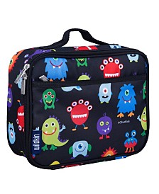 Wildkin Monsters Lunch Box
