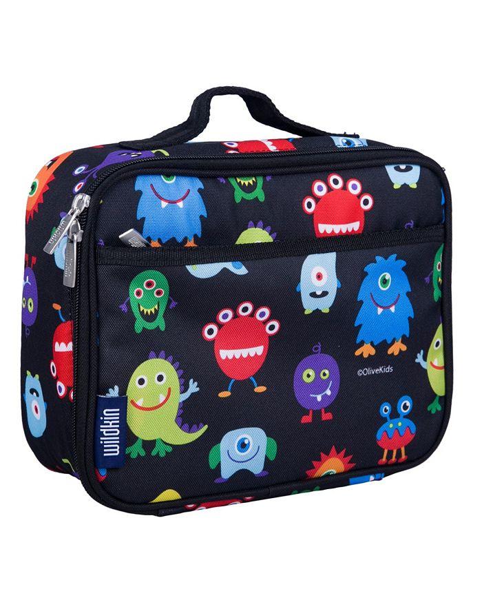 Wildkin - Monsters Lunch Box