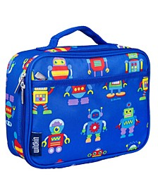 Robots Lunch Box