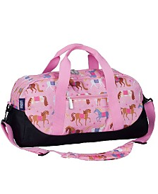 Wildkin Horses Overnighter Duffel Bag