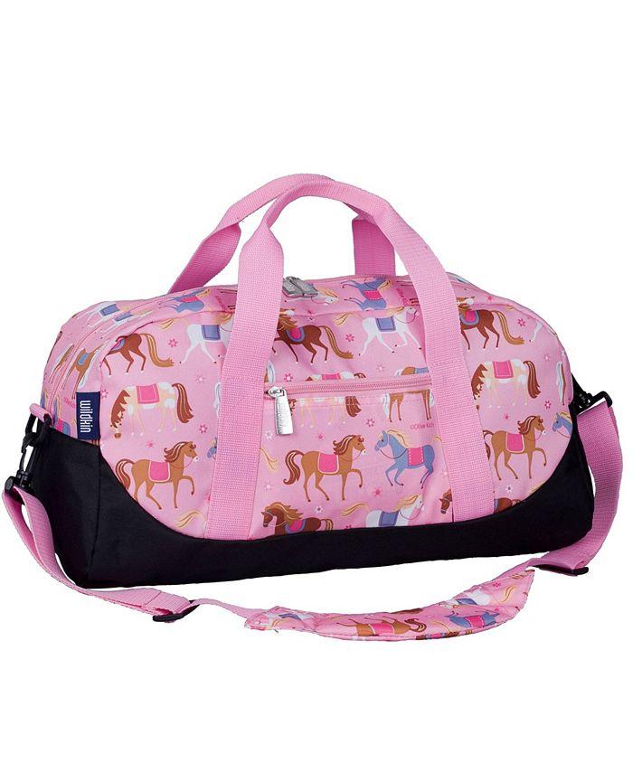 Wildkin - Horses Overnighter Duffel Bag