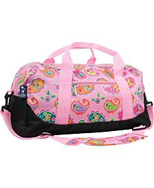 Paisley Overnighter Duffel Bag