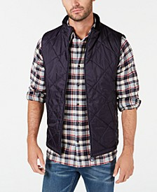 Men's Finn Gilet Quilted Vest