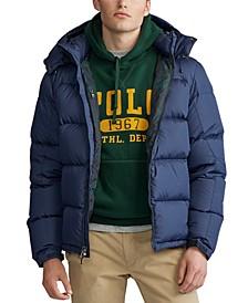 폴로 랄프로렌 Polo Ralph Lauren Mens El Cap Hooded Down Jacket