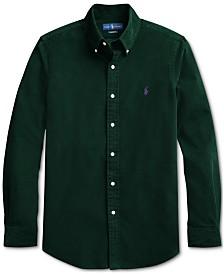 Polo Ralph Lauren Men's Classic Fit Corduroy Sport Shirt
