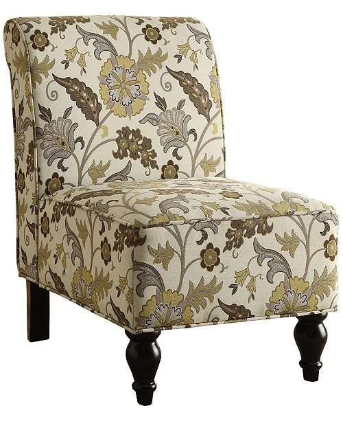 Monarch Specialties Polyester Accent Chair