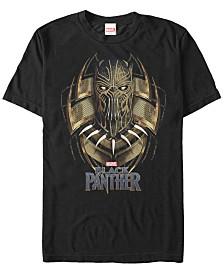Marvel Men's Black Panther The Jaguar Short Sleeve T-Shirt