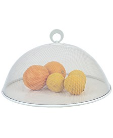 HDS Trading Round Mesh Collapsible Food Plate Cover