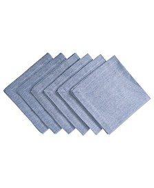 Solid Chambray Napkin, Set of 6
