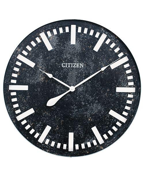 Citizen Gallery Metal Wall Clock