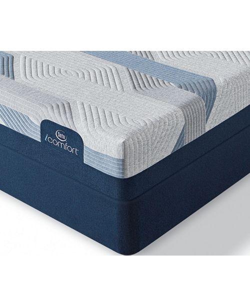 Serta i-Comfort by BLUE 100CT 9.75'' Gentle Firm Mattress Set- Full