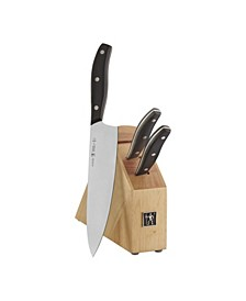 International Definition 4-Pc. Studio Knife Block Set