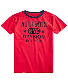 Big Boys Authentic NYC T-Shirt, Created for Macy's