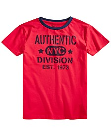Epic Threads Big Boys Authentic NYC T-Shirt, Created for Macy's