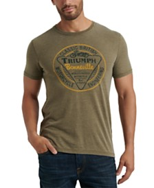 Lucky Brand Men's Triumph Seal Graphic T-Shirt